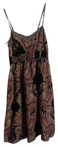 Xhilaration short dress Paisley on Tradesy