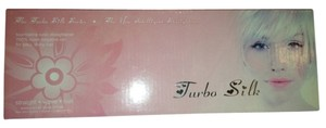 ISO Professional ISO Professional Turbo Silk Hair Straightener