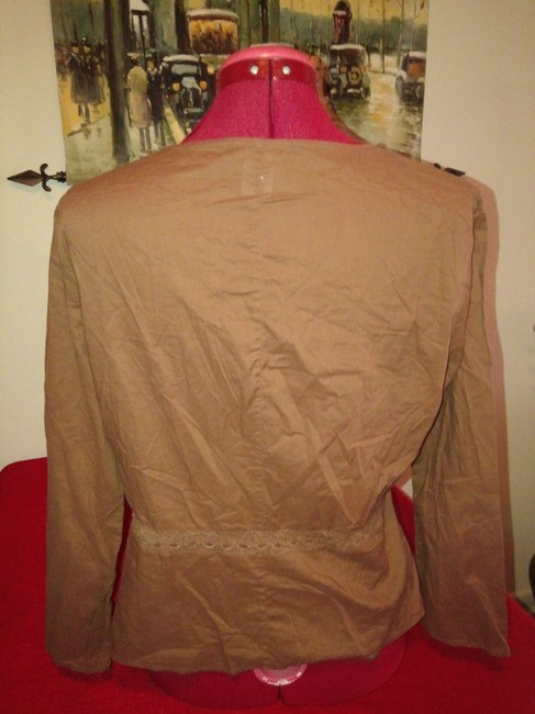 J.Crew Top brown