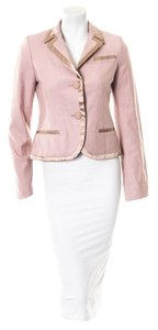 Marc by Marc Jacobs Jacket Dusty Rose Pink Blazer