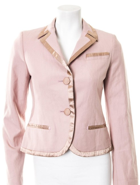 Marc by Marc Jacobs Dusty Rose Pink Blazer