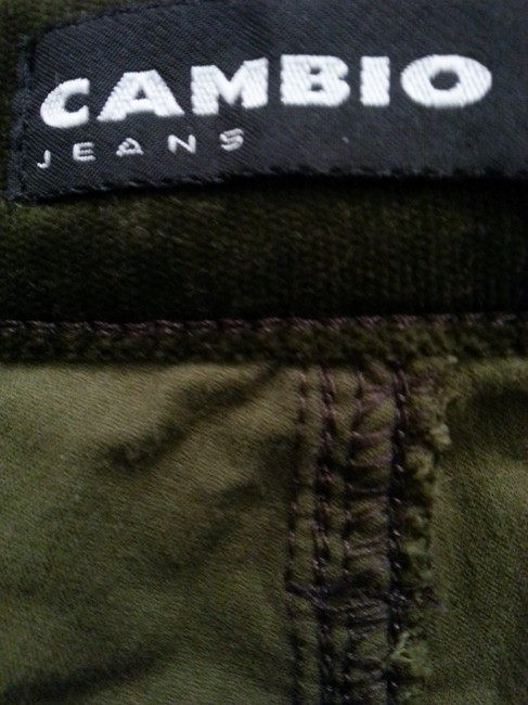 Cambio Boot Cut Jeans