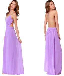 Lavender Maxi Dress by Boutique Europa