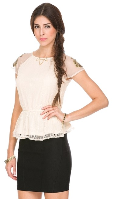 Foreign Exchange Top Ivory