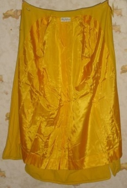Walker Scott Company Vintage Yellow And Coat Dress