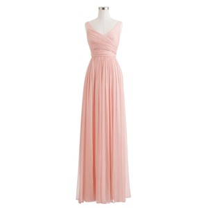 J.Crew Misty Rose Heidi Gown Dress