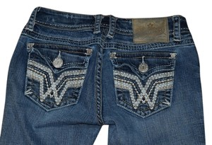 LA Idol Skinny Jeans-Medium Wash