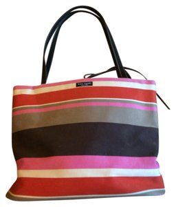 Kate Spade Multicolor Beach Bag