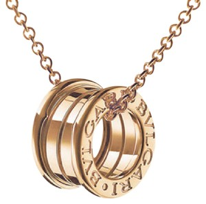 BVLGARI B.Zero1 18K Gold Necklace