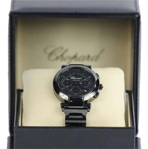 Chopard Chopard Imperiale 388549-3005 Chronograph Black Dial Wrist Watch
