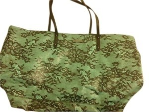 Rebecca Minkoff Tote in Turquoise Lace