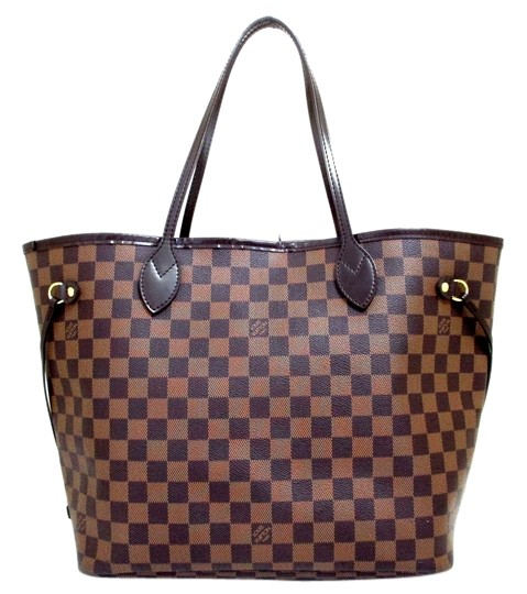 Louis Vuitton Tote Purse Wallet Neverfull Mm Shoulder Bag