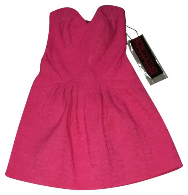 Preload https://item1.tradesy.com/images/wow-hot-pink-night-out-dress-size-4-s-4045780-0-0.jpg?width=400&height=650