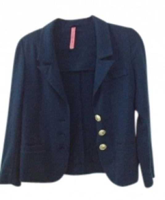 Preload https://img-static.tradesy.com/item/40458/eight-sixty-navy-blue-blazer-size-0-xs-0-0-650-650.jpg