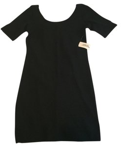 Forever 21 Fall Half Sleeve 3/4 Sleeve Cocktail Work Dress