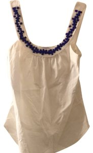 Vera Wang Lavender Label Top White