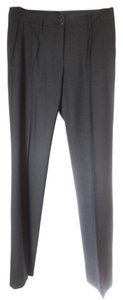 Dolce&Gabbana Straight Pants Black