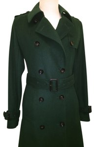 Frencheye Cashmere Burberry Pea Coat