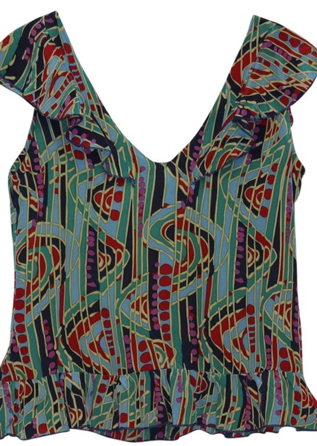 Marc Jacobs Top Multicolor printed