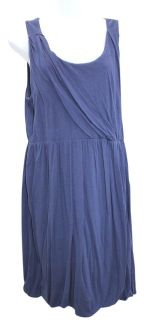 J.Crew short dress Cotton Blue on Tradesy