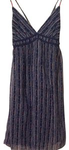 American Eagle Outfitters short dress Blue on Tradesy