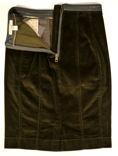 Burberry Skirt Olive