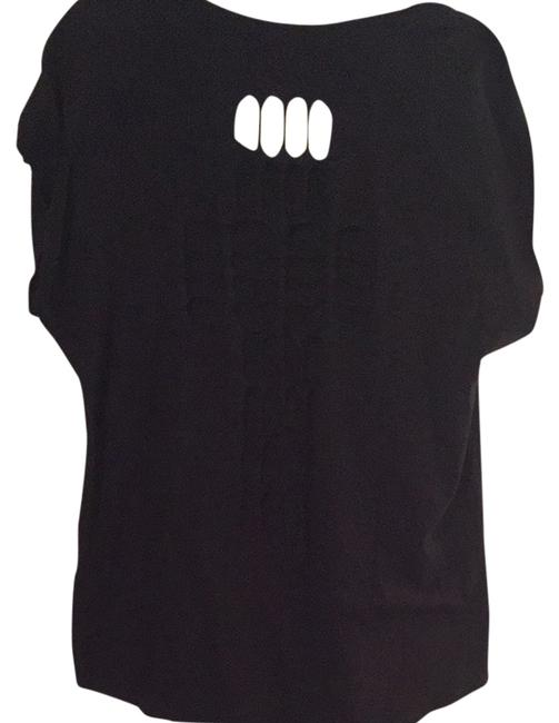Preload https://item4.tradesy.com/images/truly-madly-deeply-black-urban-outfitters-cross-cut-out-tee-shirt-size-2-xs-4047793-0-0.jpg?width=400&height=650