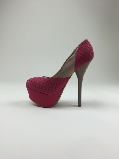 Machi Heels Pumps pink, nude Platforms
