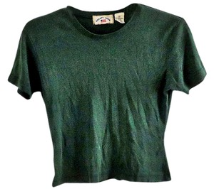 Country Seat Stretchy Top green
