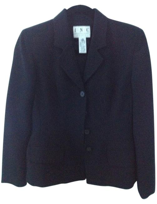 Preload https://img-static.tradesy.com/item/40485/inc-international-concepts-black-blazer-size-petite-2-xs-0-0-650-650.jpg