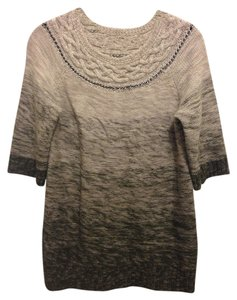 Rachel Roy Chain Ombre Sweater