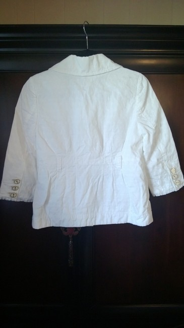 Juicy Couture white Blazer