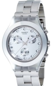Swatch Swatch Full Blooded Silver Watch