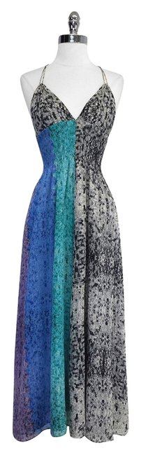 Maxi Dress by Christopher Deane Silk Maxi