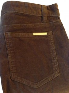 Tory Burch Flare Pants Chocolate Brown
