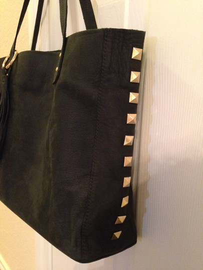 Gorjana Tote in black