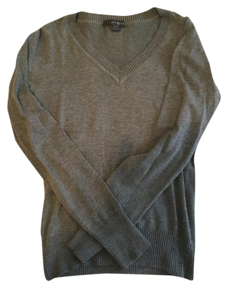 e07589ab48 Forever 21 Light Weight Gray Sweater - Tradesy