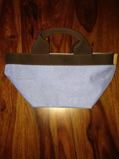 Herve Chapelier Tote in Blue