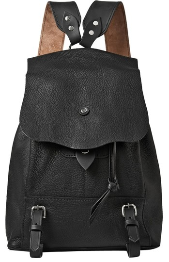 Preload https://item5.tradesy.com/images/hunter-grained-leather-black-leather-backpack-4051474-0-0.jpg?width=440&height=440