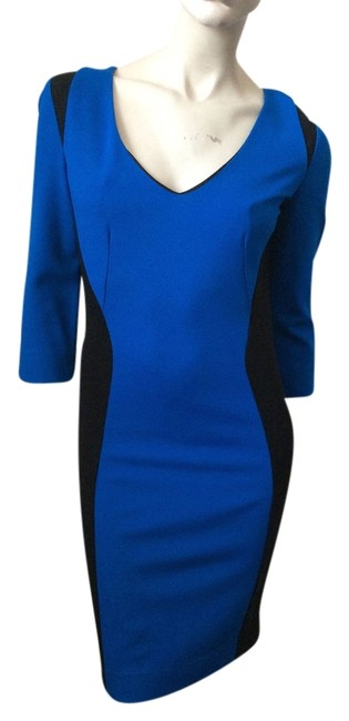 Preload https://item3.tradesy.com/images/just-cavalli-34-sleeve-mid-length-workoffice-dress-size-8-m-4052827-0-0.jpg?width=400&height=650