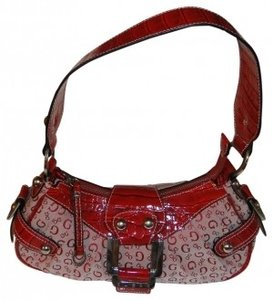 Guess Satchel in Red