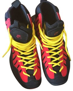 Nike Red Yellow Black Athletic