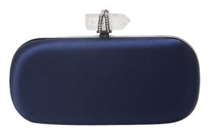 Marchesa Navy Clutch