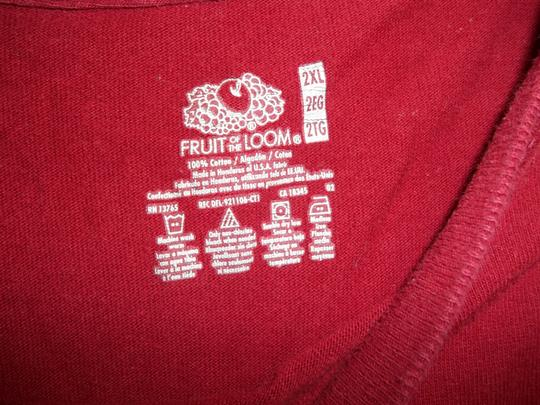 Fruit of the Loom Fruit of the Loom Men's Shirt (Size 2XL)