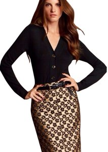 Ann Taylor Skirt Animal Print