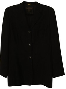 Banana Republic Black Italian wool skirt with coat in size 10(M)
