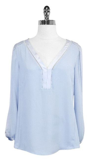 Nanette Lepore Top Chambray