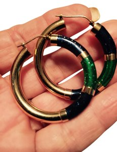 Medium-Size Hoop Earrings