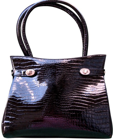 Preload https://item4.tradesy.com/images/the-shirley-black-patent-leather-shoulder-bag-405528-0-0.jpg?width=440&height=440