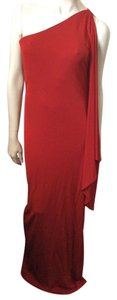 Red Maxi Dress by Robert Rodriguez